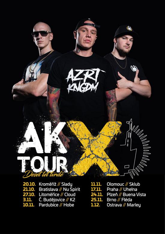picture AK X Tour: AK - Sergei Barracuda - Pastor