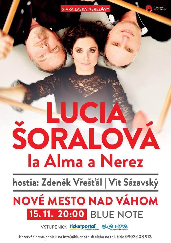 picture Lucia Šoralová a La Alma – Stará láska Nerez a Vy