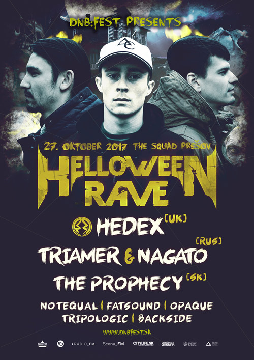picture HELLOWEEN RAVE PREŠOV