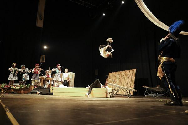 picture Nový cirkus: YOUNÁK
