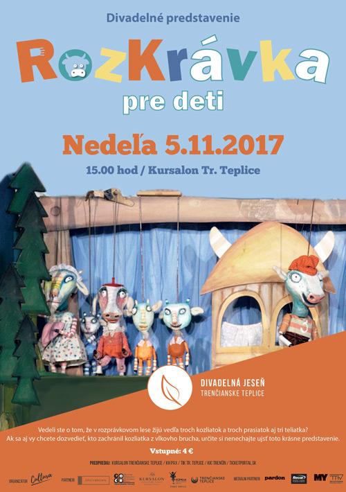 picture RozKrávka - divadlo pre deti