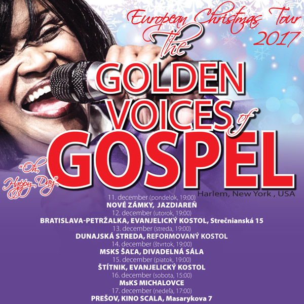 picture The Golden Voices of Gospel /New York, USA/