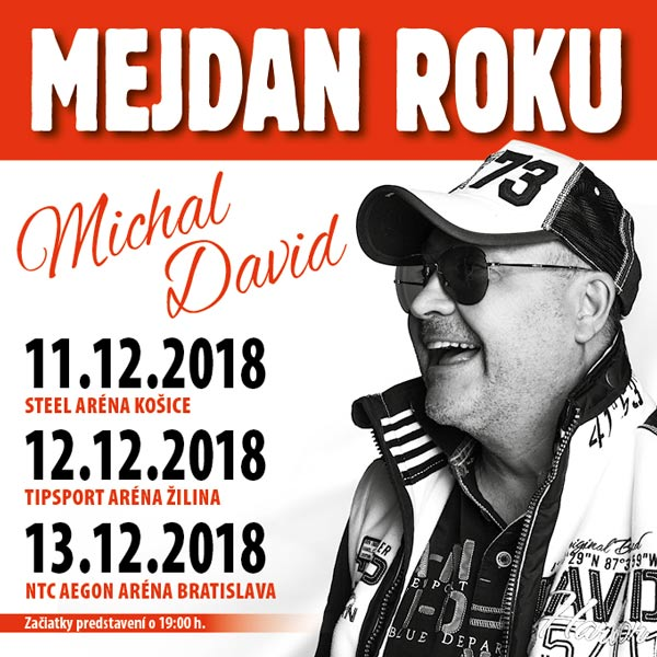 picture Mejdan Roku 2018 - Michal David