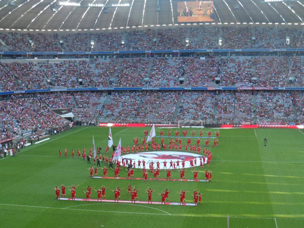 picture BAYERN MNICHOV - HANNOVER
