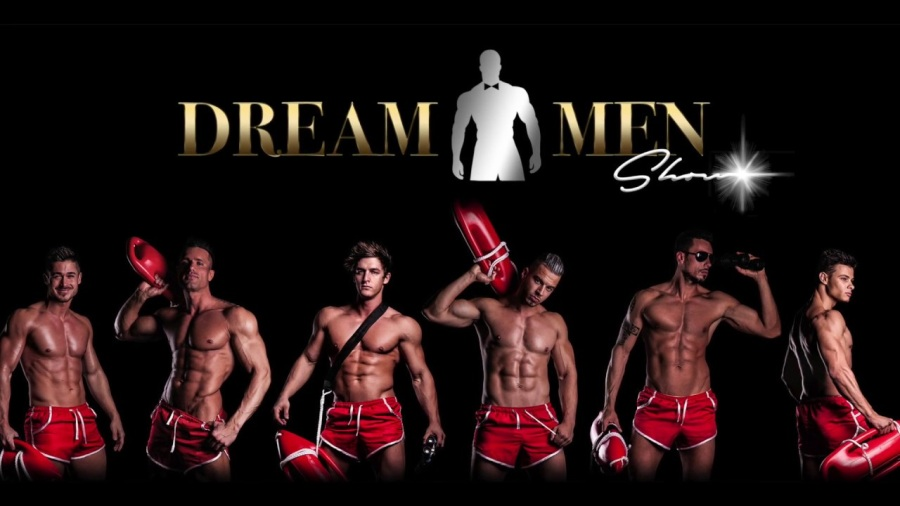 picture DREAM MEN SHOW
