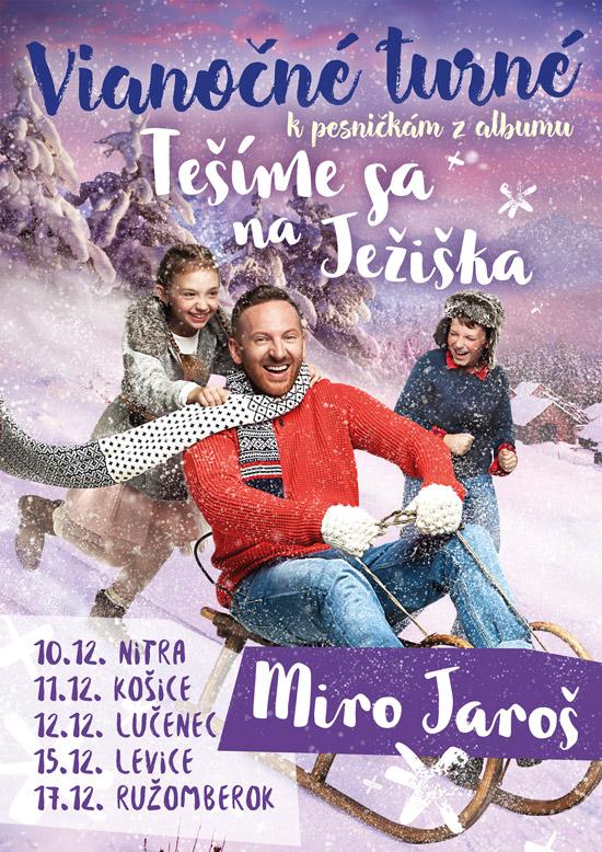 picture Vianočné turné Mira Jaroša - Tešíme sa na Ježiška
