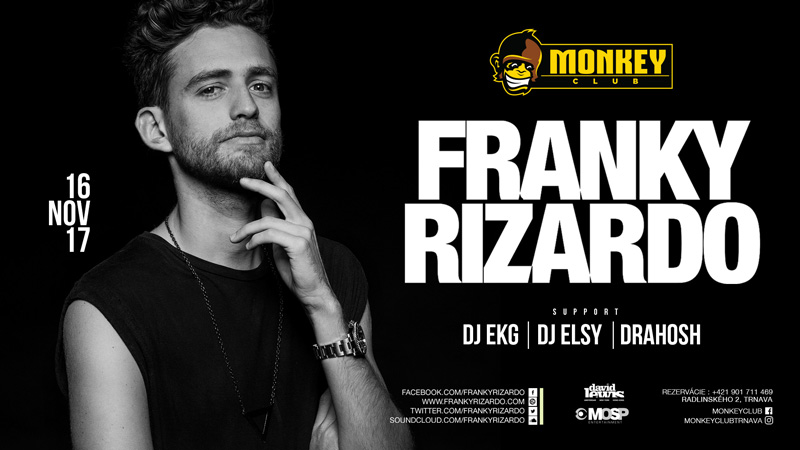 picture Franky Rizardo v Monkey clube