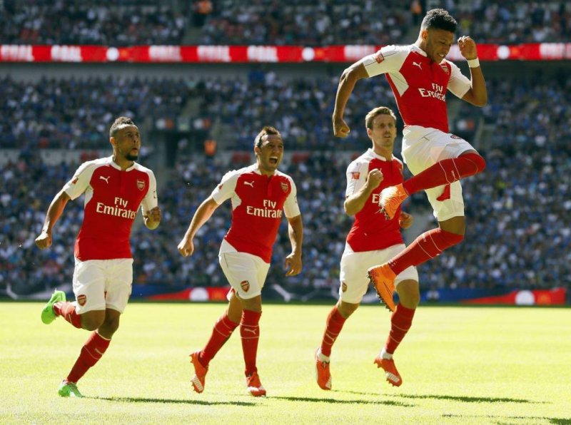 picture ARSENAL – MANCHESTER UNITED + CHELSEA – NEWCASTLE