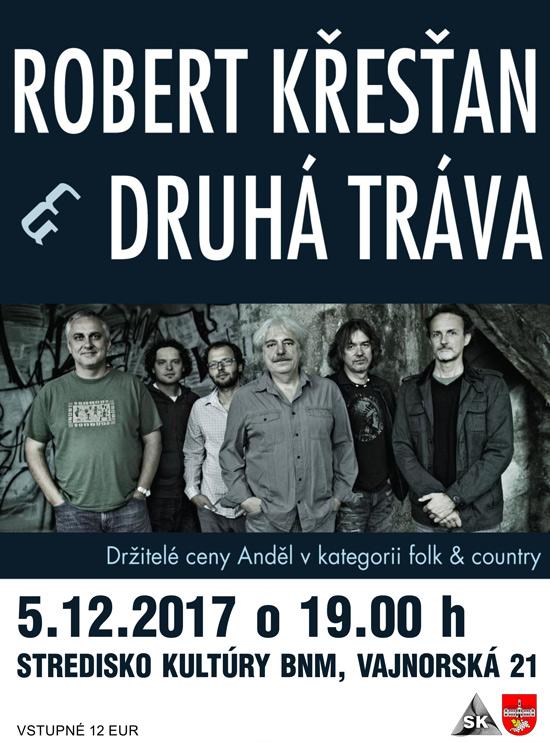 picture ROBERT KŘESŤAN & DRUHÁ TRÁVA