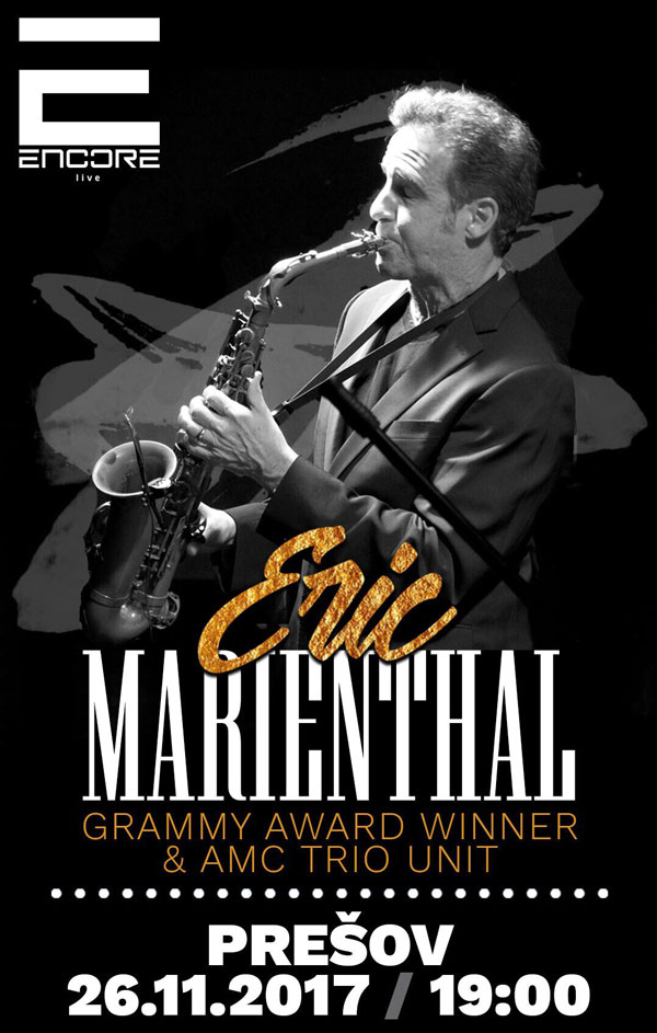 picture Eric Marienthal & AMC TRIO UNIT