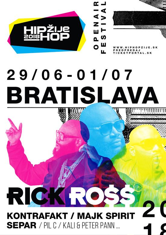 picture Hip Hop Žije Festival 2018 - Bratislava