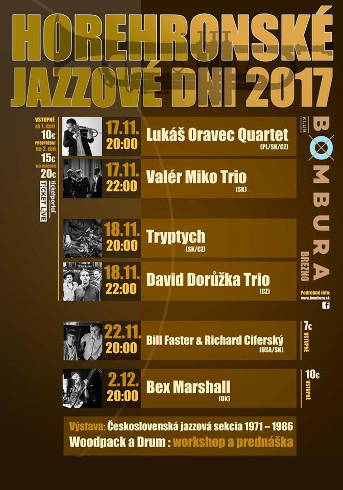 picture Horehronské Jazzové Dni 2017