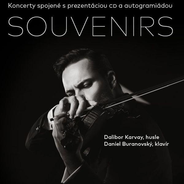 picture Dalibor Karvay – Souvenirs