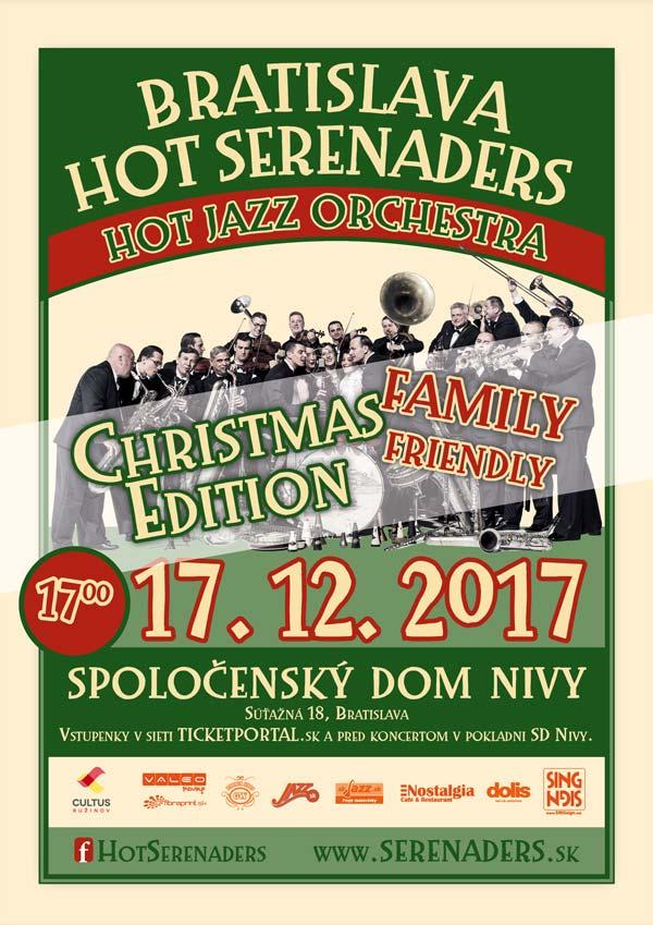 picture Vianočný koncert-rodinný Bratislava Hot Serenades
