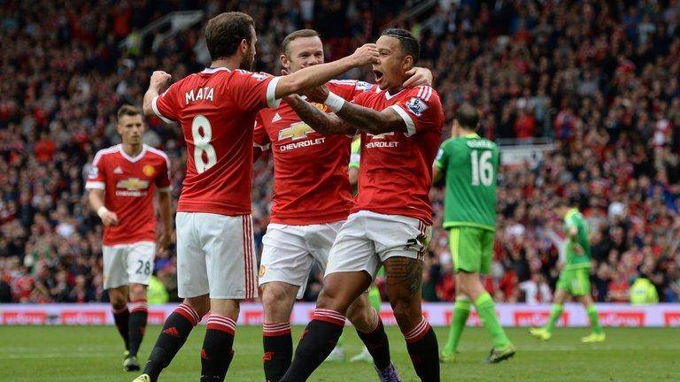 picture MANCHESTER UNITED – HUDDERSFIELD
