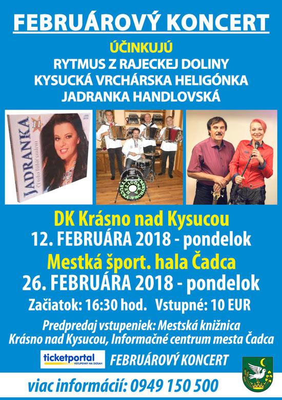 picture Februárový koncert