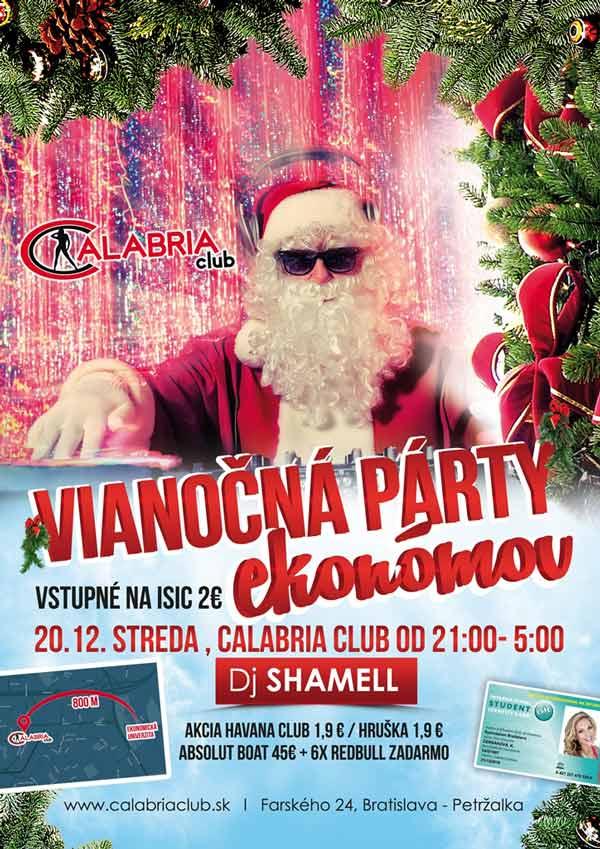 picture Vianočná PARTY Ekonómov