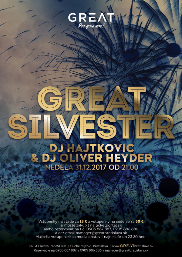 picture GREAT Silvester