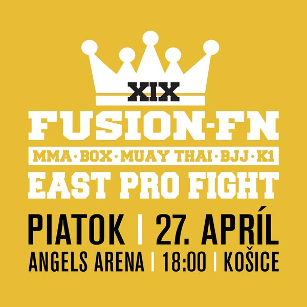 picture East PRO Fight series FUSION FN 19