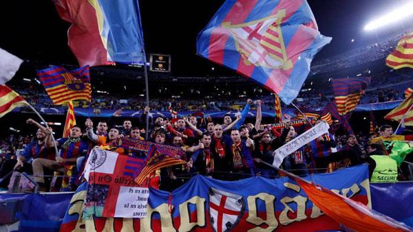 picture FC BARCELONA – CHELSEA
