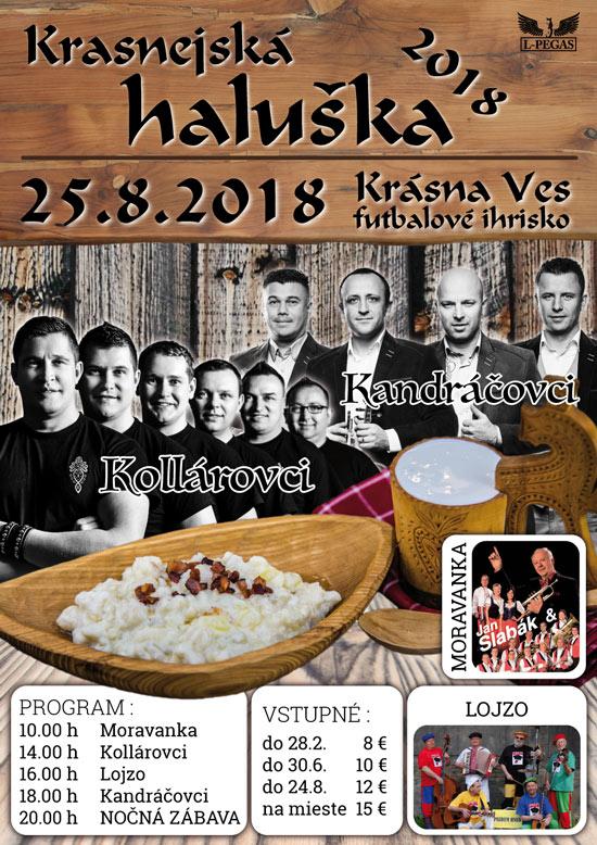 picture Krasnejská haluška, Kandráčovci – Kollárovci