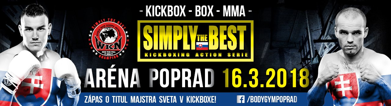picture SIMPLY the BEST - World Kickboxing, MMA ...