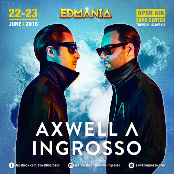picture EDMANIA OPEN AIR 2018