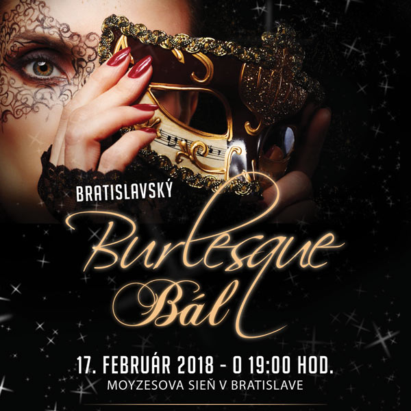 picture Bratislavský Burlesque Bál