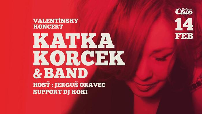 picture Valentínsky koncert Katky Korcek