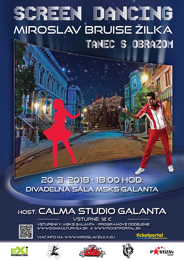 picture SCREEN DANCING