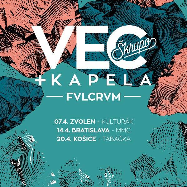 picture Vec & Škrupo + kapela / Fvlcrvm