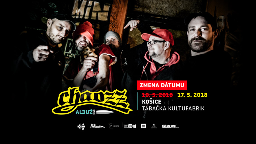 picture Chaozz Tour 2018 - Po 20 rokoch