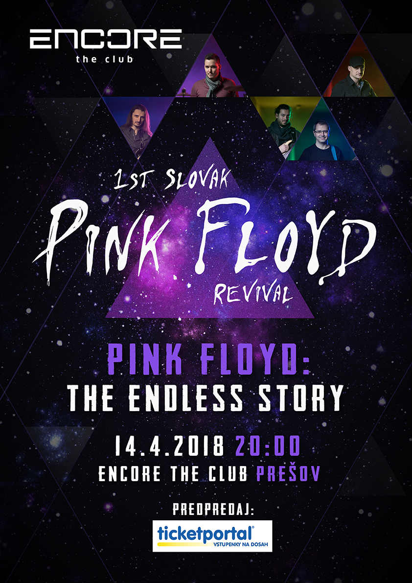 picture 1st Slovak Pink Floyd Revival