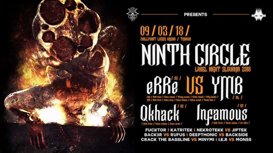 picture Demolition – Zoobass – Ninth Circle Label Night