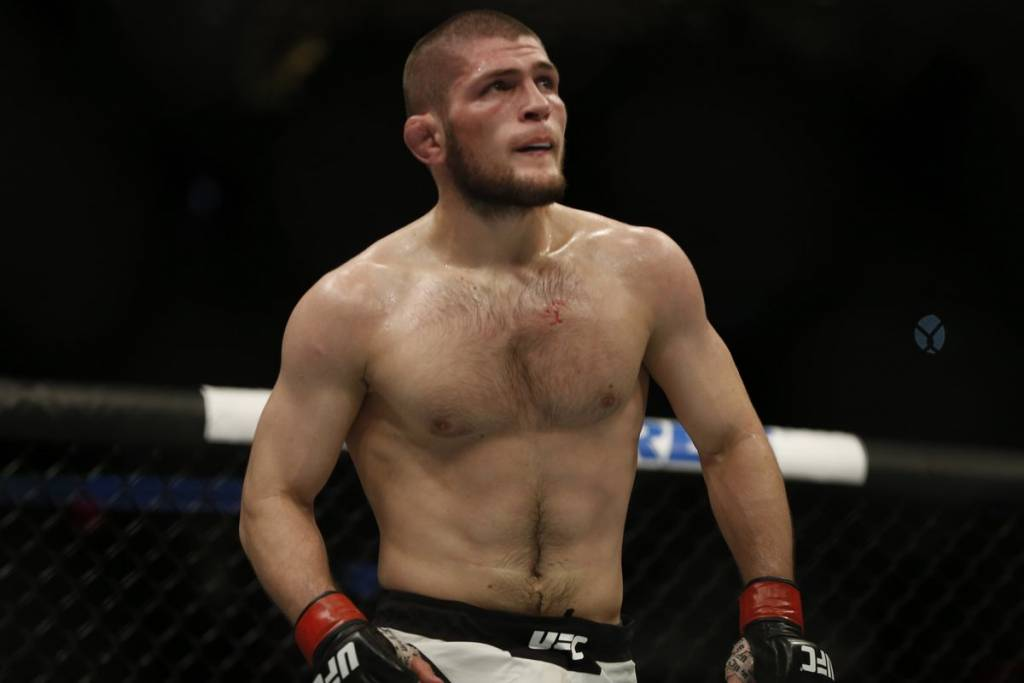 picture UFC 223 FERGUSON VS KHABIB V NEW YORKU