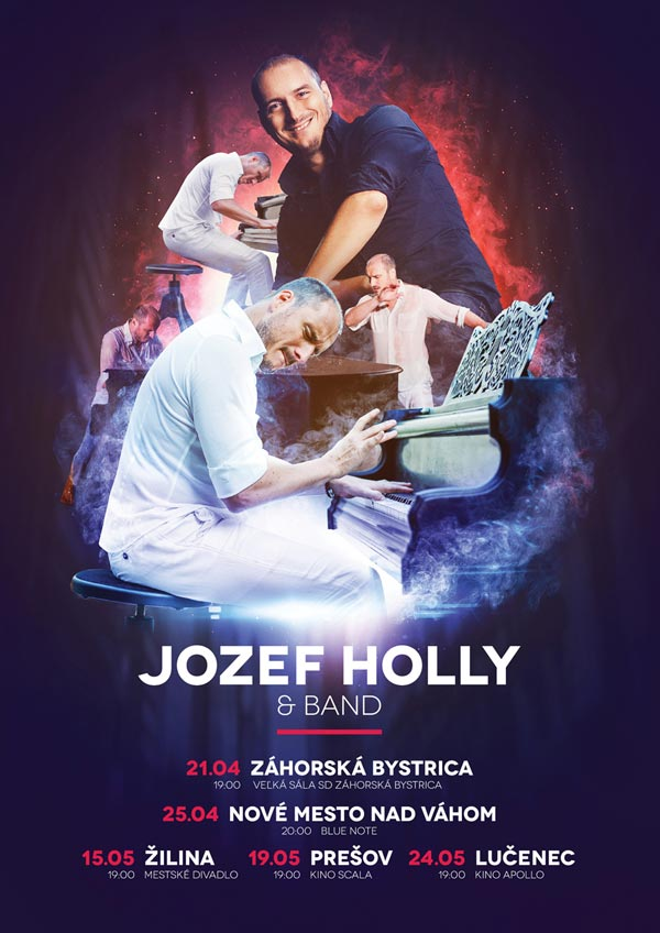 picture JOZEF HOLLY & BAND TOUR 2018