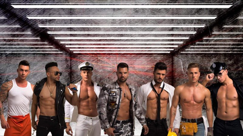 picture MAGIC MIKE LADIES NIGHT XXL