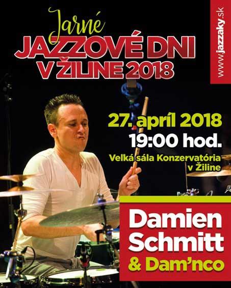 picture Jarné jazzové dni v Žiline 2018