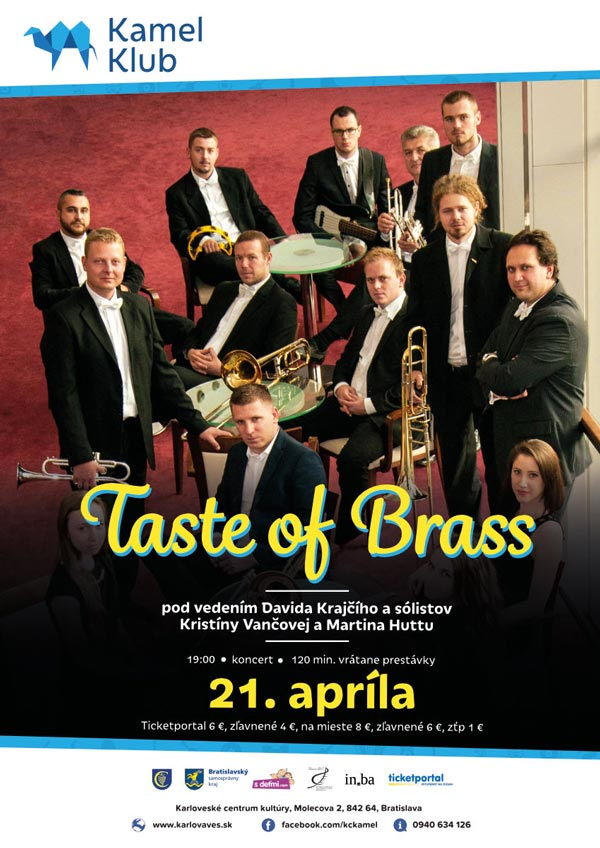 picture Taste of Brass