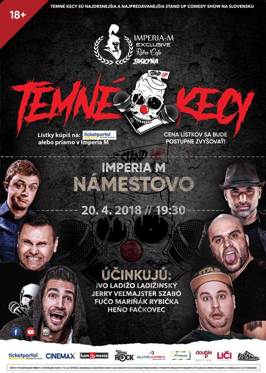 picture TEMNÉ KECY, Námestovo
