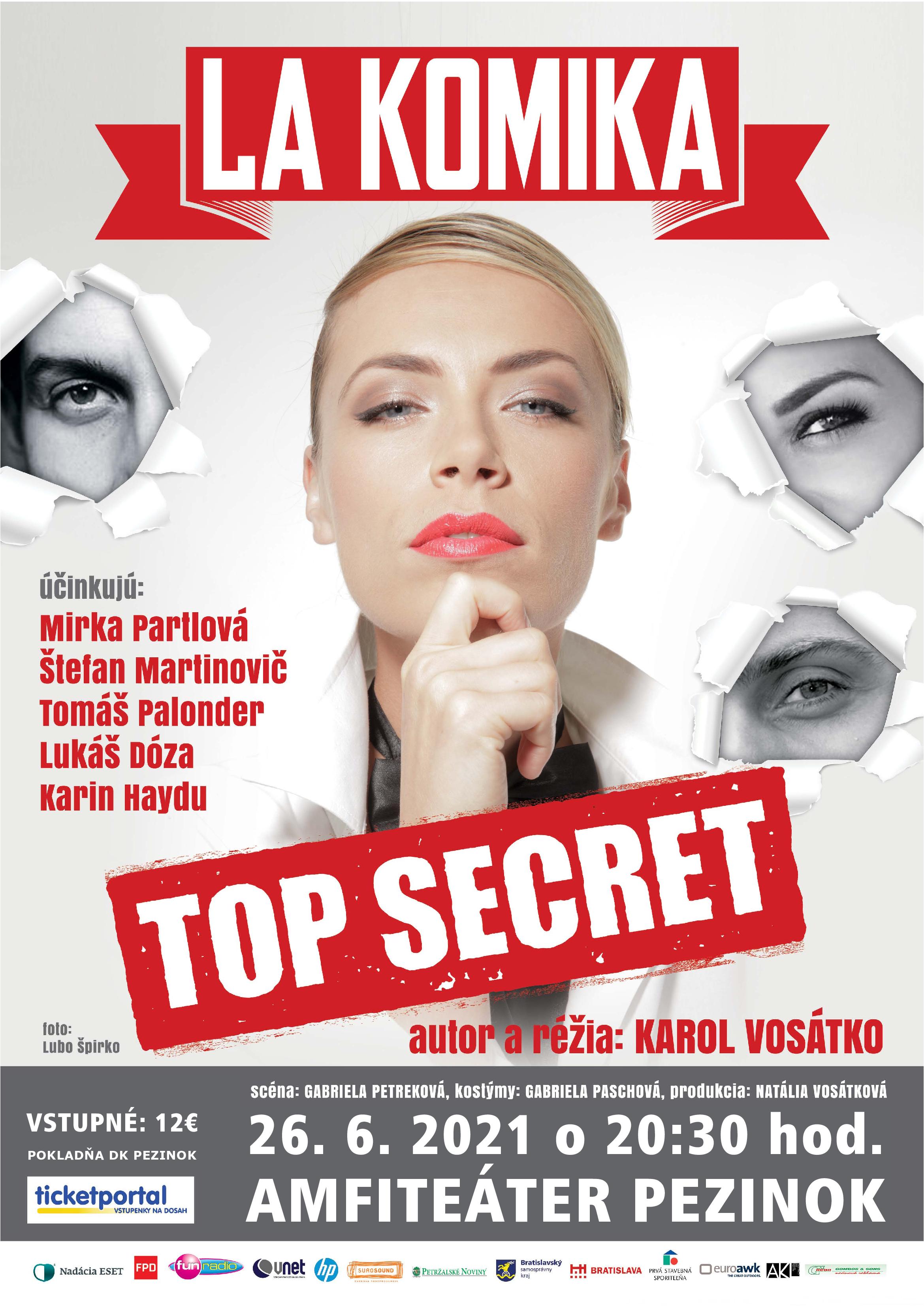 picture TOP SECRET
