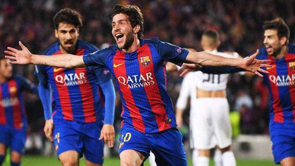 picture FC BARCELONA – VILLARREAL (AUTOBUSOM)