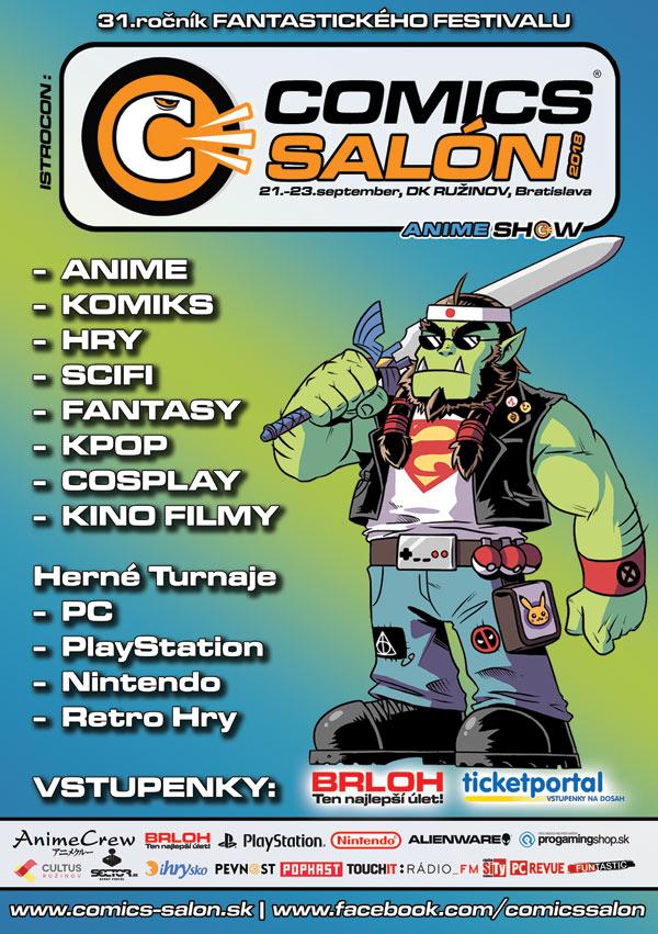 picture Comics Salón 2018
