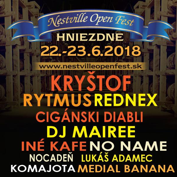 picture Nestville Open Fest