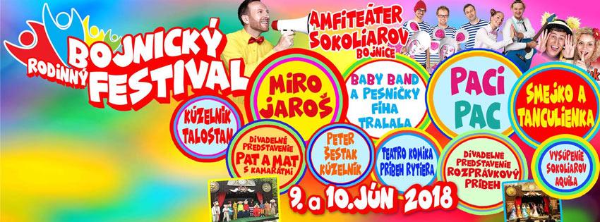 picture Bojnický rodinný festival