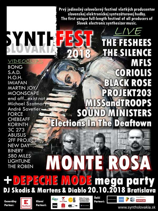 picture SYNTHFEST SLOVAKIA 2018
