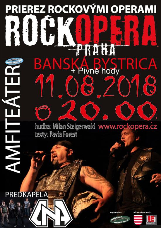 picture Rock opera + pivné hody