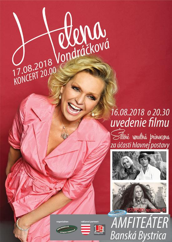 picture Koncert Heleny Vondráčkovej