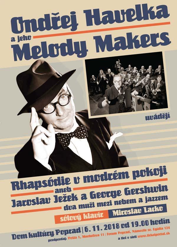 picture Ondřej Havelka a jeho Melody Makers uvádzajú ...