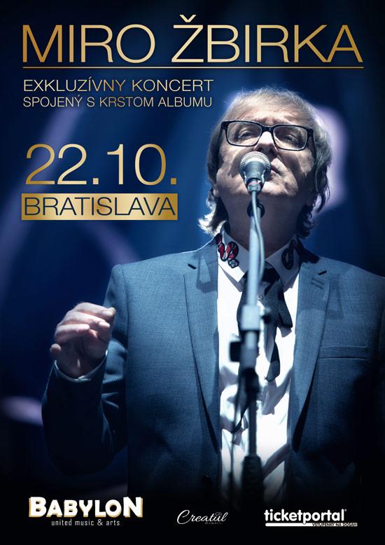 picture Koncert Mira Žbirku spojený s krstom albumu